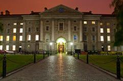 De Universiteit van de drievuldigheid Royalty-vrije Stock Afbeelding