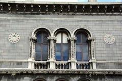De Universiteit van de drievuldigheid in Dublin, Ierland Stock Foto's