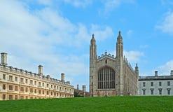De Universiteit van de koning Stock Foto