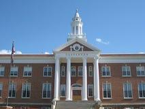 De Universiteit van de Staat van Castleton Stock Foto
