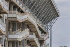 De Universiteit van de Staat van Michigan Spartan Stadium Stock Afbeeldingen