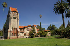 De Universiteit van de Staat van San Jose Stock Foto