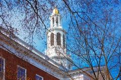 06 04 2011, de Universiteit van de V.S., Harvard, Bloomberg Royalty-vrije Stock Afbeeldingen