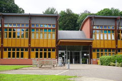 De Universiteit van Durham, het Verenigd Koninkrijk Royalty-vrije Stock Foto's
