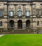 De universiteit van Edinburgh stock foto