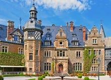 De Universiteit van Giessen Royalty-vrije Stock Foto