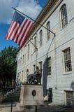 De Universiteit van Harvard Royalty-vrije Stock Fotografie