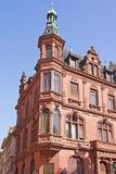 De Universiteit van Heidelberg Stock Fotografie
