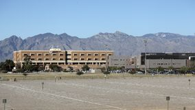 De Universiteit van het Medische Centrum van Arizona Stock Afbeeldingen