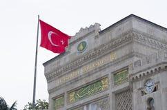 De Universiteit van Istanboel Royalty-vrije Stock Afbeelding