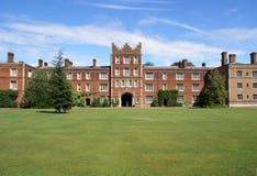 De Universiteit van Jesus College Cambridge Stock Afbeelding