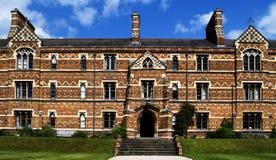 De Universiteit van Keble, Oxford Royalty-vrije Stock Afbeeldingen
