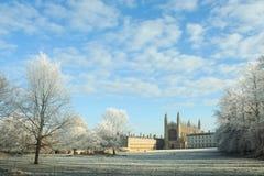 De Universiteit van koningen Royalty-vrije Stock Foto's