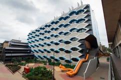 De Universiteit van La Trobe in Melbourne Australië Stock Afbeeldingen