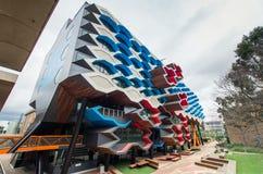 De Universiteit van La Trobe in Melbourne Australië Stock Foto's