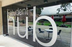 De Universiteit van La Trobe in Melbourne Australië Royalty-vrije Stock Foto's