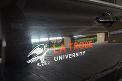 De Universiteit van La Trobe in Melbourne Australië Royalty-vrije Stock Fotografie