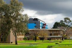 De Universiteit van La Trobe in Melbourne Australië Stock Afbeelding