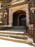 De Universiteit van Lafayette stock afbeelding