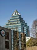 De Universiteit van le 1501 McGill en CAA Royalty-vrije Stock Afbeeldingen