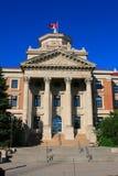 De universiteit van Manitoba Stock Foto's