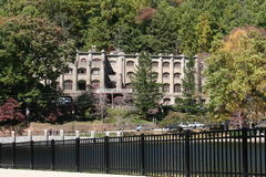 De universiteit van Montreat Royalty-vrije Stock Foto