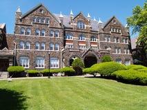 De Universiteit van Moravian, Bethlehem PA Stock Afbeeldingen