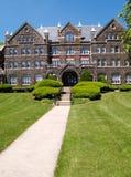 De Universiteit van Moravian, Bethlehem PA royalty-vrije stock foto's