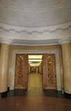 De Universiteit van Moskou binnen, Moskou Royalty-vrije Stock Foto