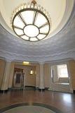 De Universiteit van Moskou binnen, Moskou Royalty-vrije Stock Foto's