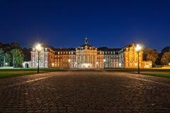 De Universiteit van Muenster Royalty-vrije Stock Foto