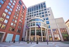 De Universiteit van New York Royalty-vrije Stock Foto