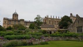 De Universiteit van Oxford royalty-vrije stock afbeelding