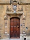 De Universiteit van Oxford, Engeland Stock Afbeeldingen
