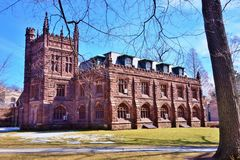 De Universiteit van Princeton royalty-vrije stock foto