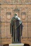 De Universiteit van Salamanca Stock Afbeelding