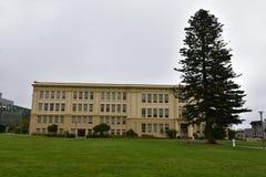 De Universiteit van San Francisco, 18 stock foto