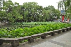 De Universiteit van Sichuan China Stock Afbeelding