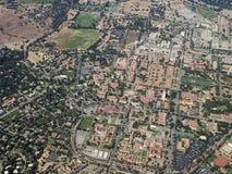 De universiteit van Stanford royalty-vrije stock fotografie