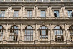 De Universiteit van Wenen (Universitat Wien) Stock Fotografie