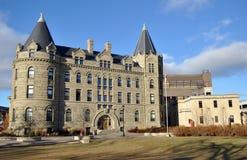 De Universiteit van Winnipeg Royalty-vrije Stock Fotografie