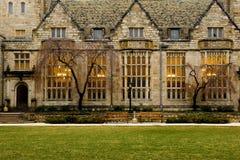 De universiteit van Yale Stock Foto