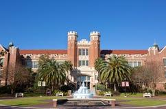 De Universiteitsauditorium van de Staat van Florida royalty-vrije stock fotografie