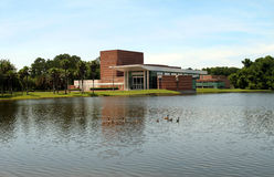 De Universiteitszuiden van de Staat van Florida Stock Afbeelding