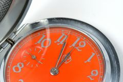 De uren van de zak Royalty-vrije Stock Afbeeldingen