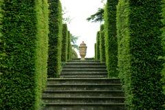 De Urn van de tuin Stock Afbeelding