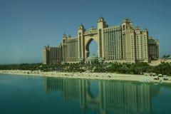 De V.A.E, DOUBAI, Atlantis-Hotel Royalty-vrije Stock Afbeelding