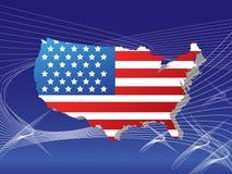 De V.S. Stock Afbeelding