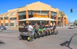 De V.S., Arizona/Scottsdale: Fietsherberg Royalty-vrije Stock Foto
