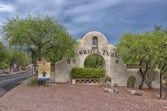 De V.S., Arizona, Tubac royalty-vrije stock afbeelding